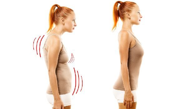 加齢によって誰でも姿勢や体型は崩れやすくなります
