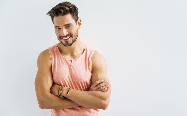 男性用補整下着の加圧シャツの間違った選び方