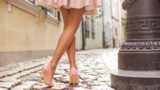 脚を細くしたい人必見!脚のむくみ解消とO脚矯正してくれる補整下着