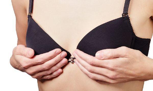 補整下着ならバストが小さい・大きい悩みやサイズが違う悩みを解消できます